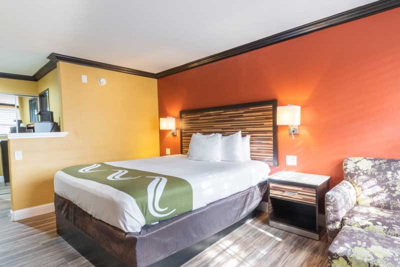 Newly Remodeled Rooms Accommodations Lodging Sacramento California * Rodeway Inn Hotels Downtown Airport Budget Cheap Rates
